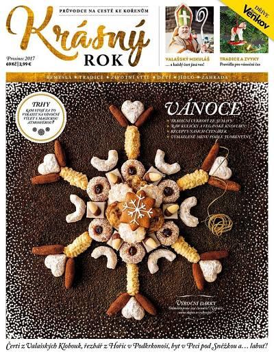 Časopis Krásný rok