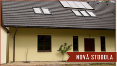 ubytování nová stodola - penzion Třeštice